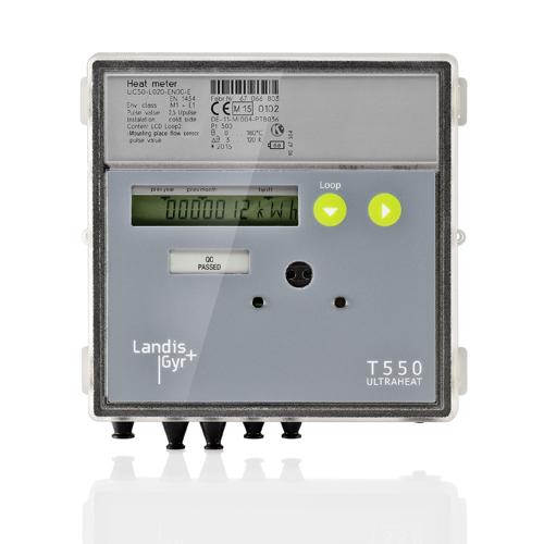ULTRAHEAT T550 (UC50...) Calculator